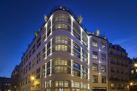 Le Cinq Codet Hôtel de Luxe ge rh expert