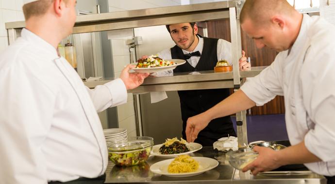 Tendances recrutement h tellerie restauration ge rh expert for Emploi cuisine centrale restauration