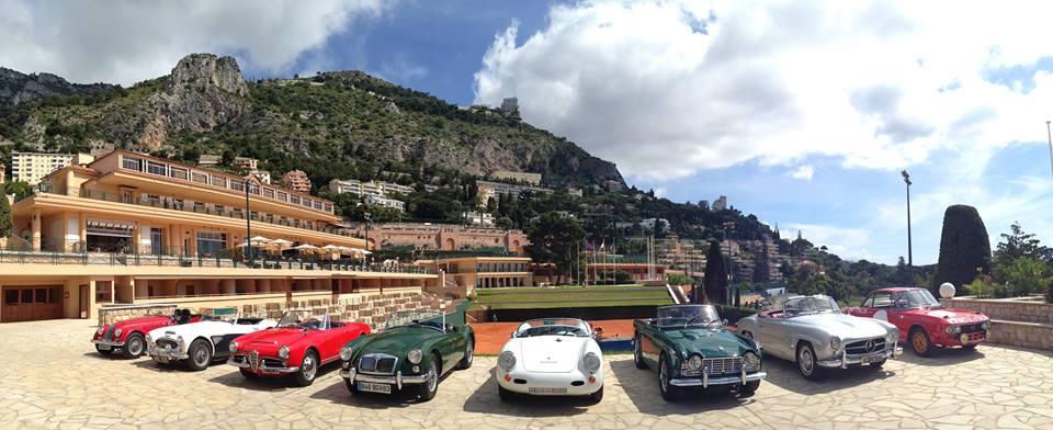 Louer une voiture de collection sur la cote d'Azur !