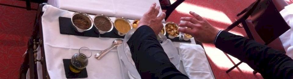 Le sujet de la finale des MOF Maître d'hôtel 2015