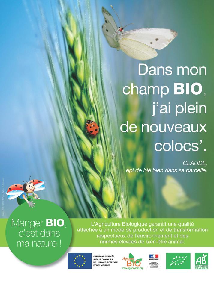 Les Français veulent plus de Bio dans les Restaurants