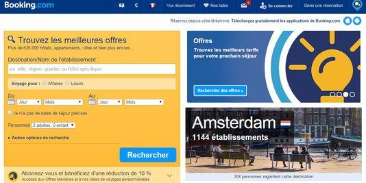 Booking.com cède aux demandes des hôteliers