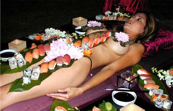 Cannibalistic Sushi