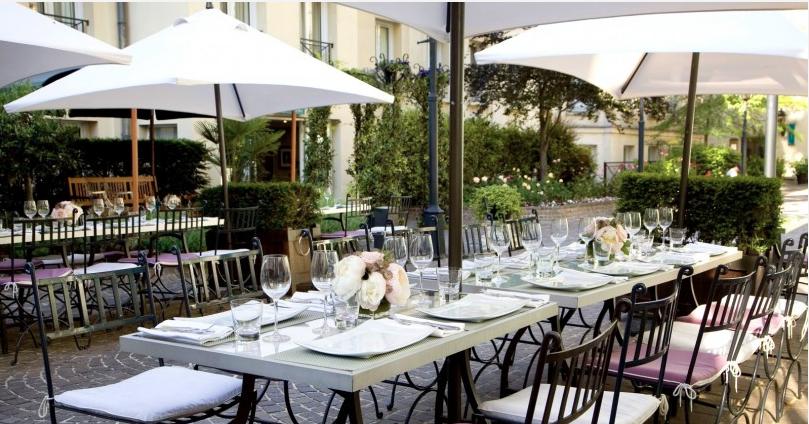 Terrasses et Jardins : 5 Adresses Chics et Romantiques à Paris