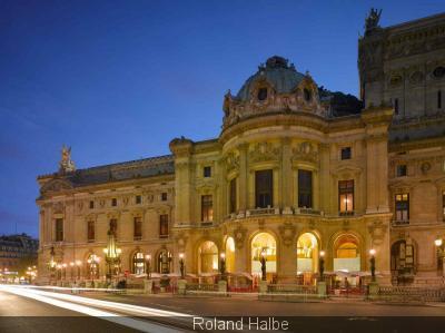Réveillon du Nouvel An 2015 chez notre adhérent l'Opéra Restaurant