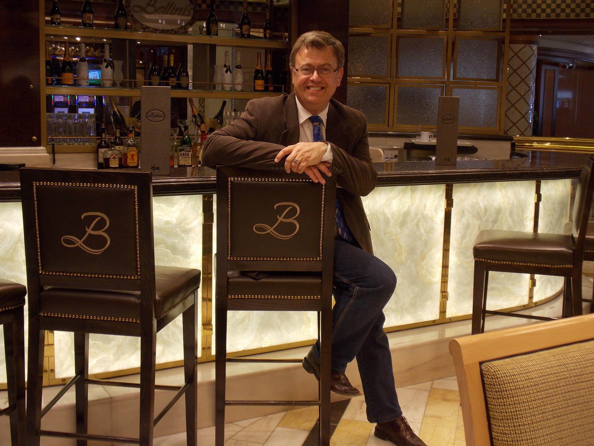 Portrait d'un auto-entrepreneur Havrais dans l'hôtellerie