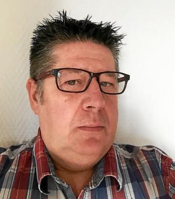 Pierre Christmann, restaurateur brestois