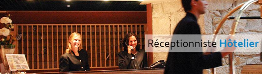 Réceptionniste d'hôtel : la qualité de l'accueil fait l'image de marque de l'hôtel