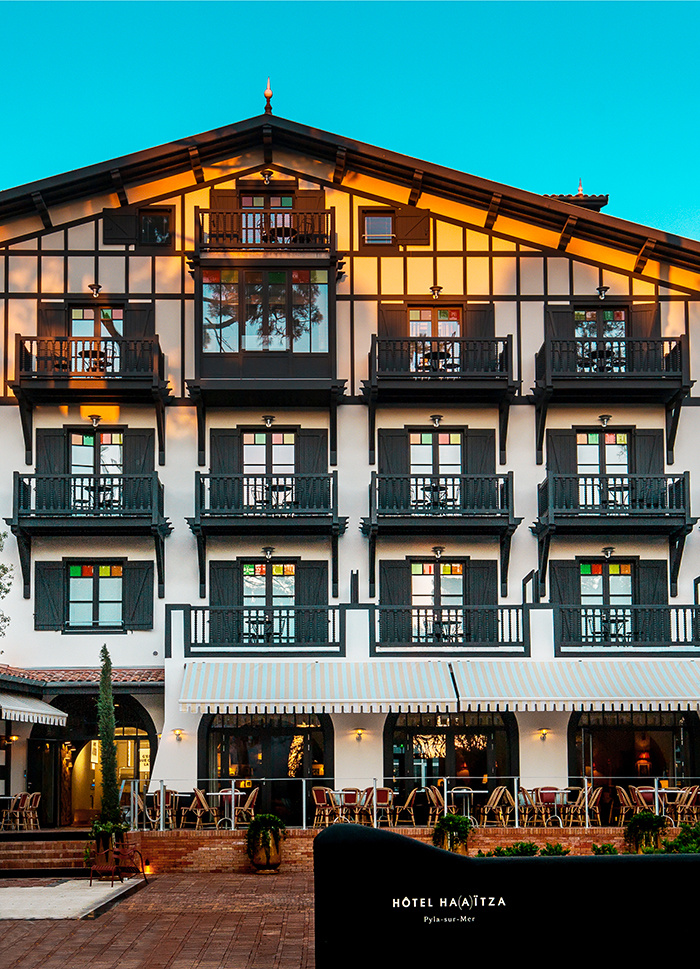 Hotel de charme dans le bassin d 39 arcachon for Hotel charme