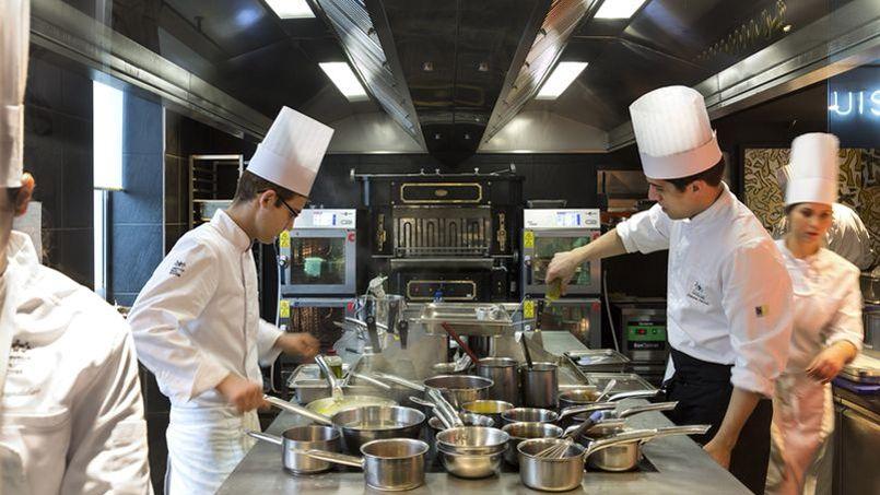 Avezvous Le Profil Pour Faire Une école De Gestion Hôtelière - Cours de cuisine bocuse