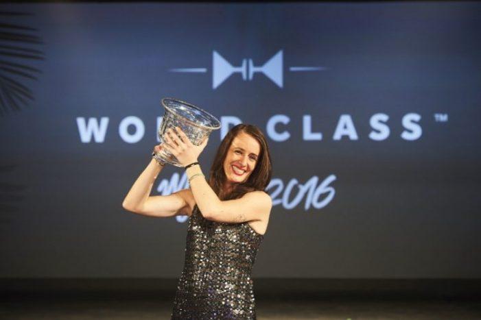 Une Parisienne remporte le titre de Meilleur bartender du monde