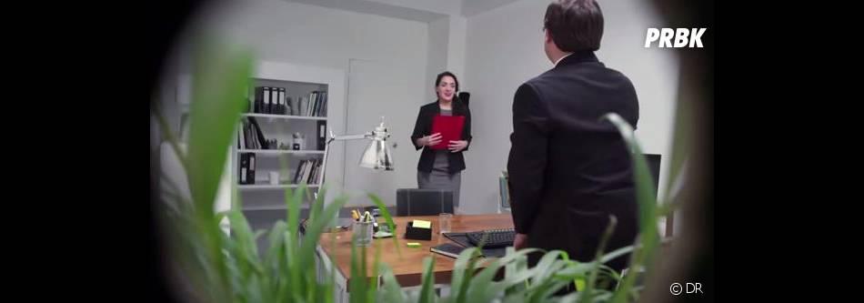 La Fin du Monde lors d'un Entretien d'Embauche