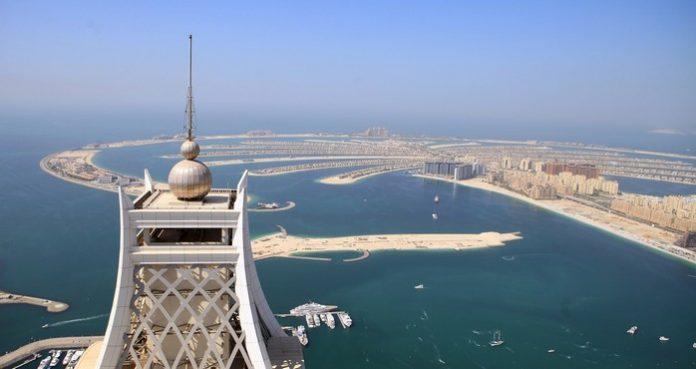 Hôtellerie rock et people à Dubai