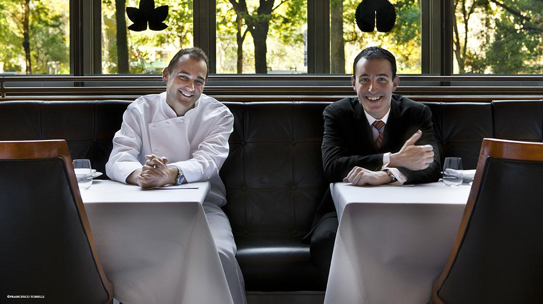 L'Eleven Madison Park de New York, sacré meilleur restaurant du monde 2017