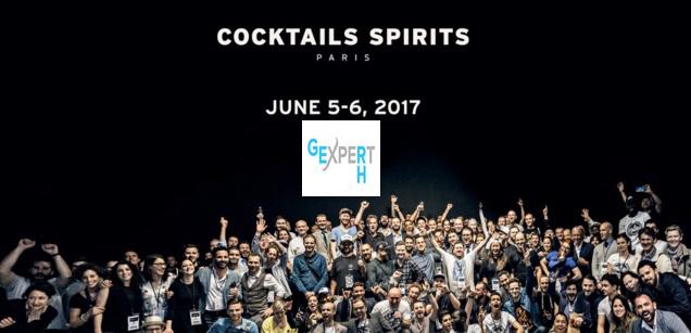 Cocktails Spirits fête sa 10ème édition, les 5 et 6 juin