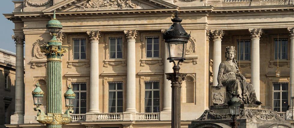 L'hôtel de Crillon rouvre ses portes le 5 juillet
