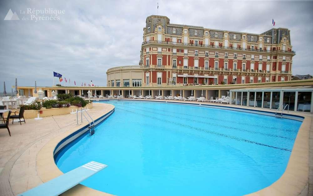 Biarritz : le groupe américain Hyatt en bonne position pour exploiter l'Hôtel du Palais