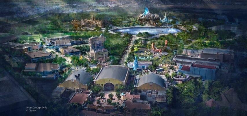 Disneyland Paris. Deux milliards d'euros pour doubler la taille du parc d'attractions