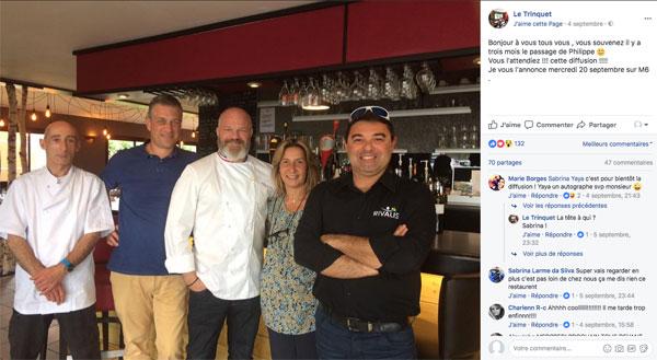 Ana Et Romain Restaurateurs A Cestas Cauchemar En Cuisine