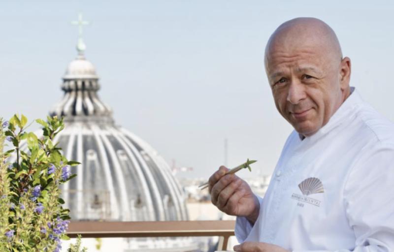 L'inventaire Culinaire à la Prévert de Thierry Marx