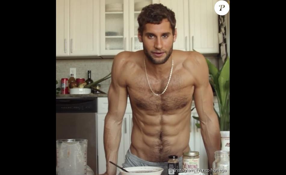 Le chef le plus sexy du monde montre comment réaliser un dessert