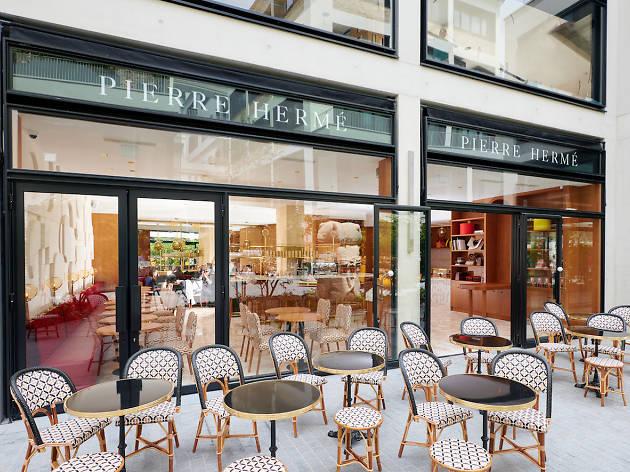Pierre Hermé, la passion de la pâtisserie et du café , GE RH