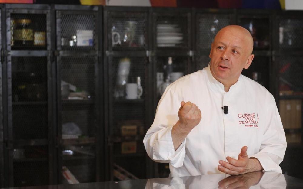 Marxitos, le Fast Food Bio selon Thierry Marx