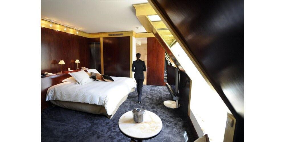 """Un """"bouton panique"""" installé dans des hôtels américains pour lutter contre les agressions sexuelles"""