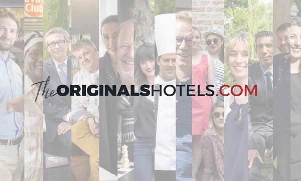 Le groupe hôtelier SEH devient The Originals, Human Hotels & Resorts