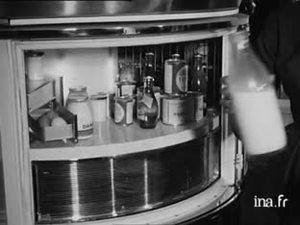 1957 la cuisine de l'avenir
