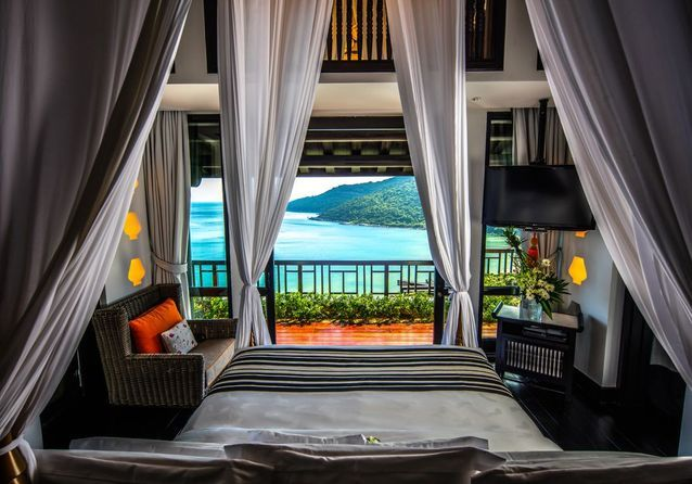 les plus belles chambres d'hôtels du monde
