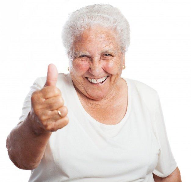 Une dame âgée a décidé de passer la nuit dans un hôtel cher pour son 70è anniversaire