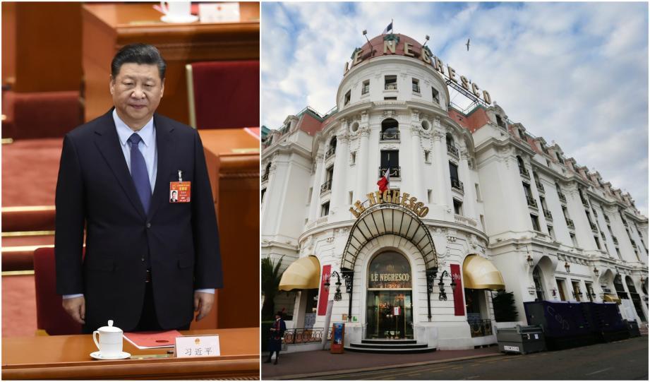 Le président Xi Jinping va faire venir son propre lit de Chine pour dormir au Negresco