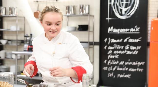 23 Ans, une participation à Top Chef, de l'émotion et quelques articles et on devient Chef de cuisine!