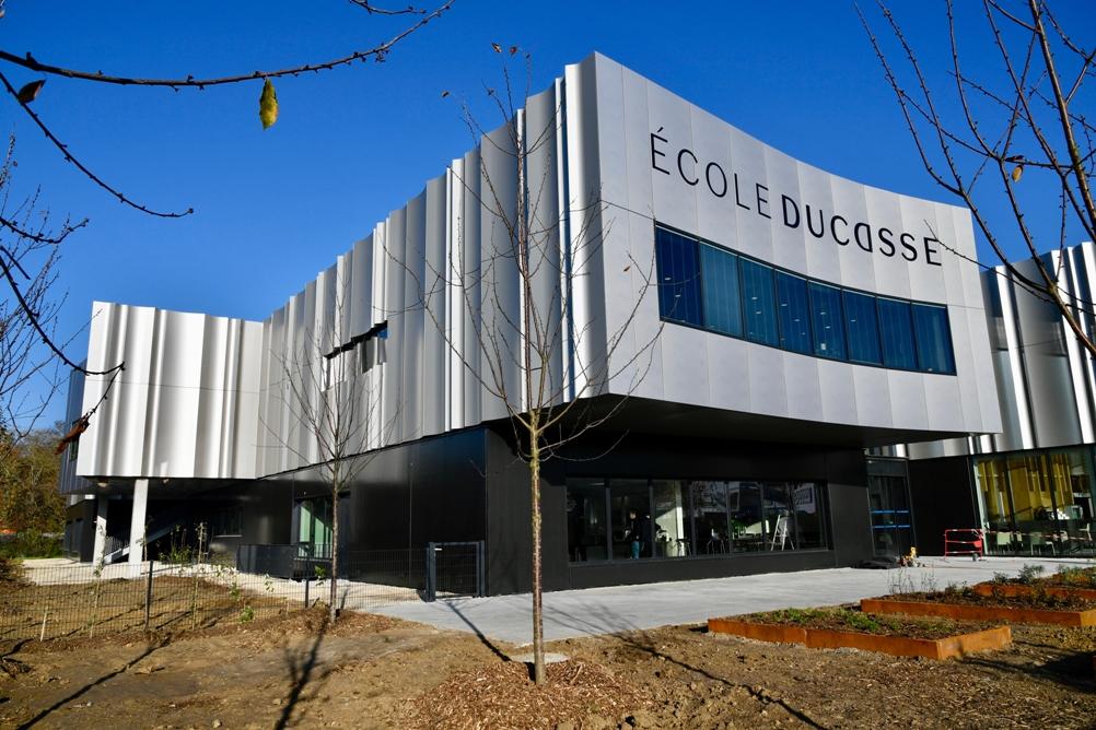 Inauguration de l'Ecole Ducasse – Paris Campus dédié aux arts culinaires et à la pâtisserie