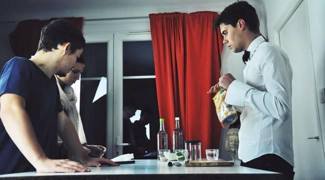 Nice: Il enseigne l'art des cocktails (avec humour) sur sa chaîne Youtube