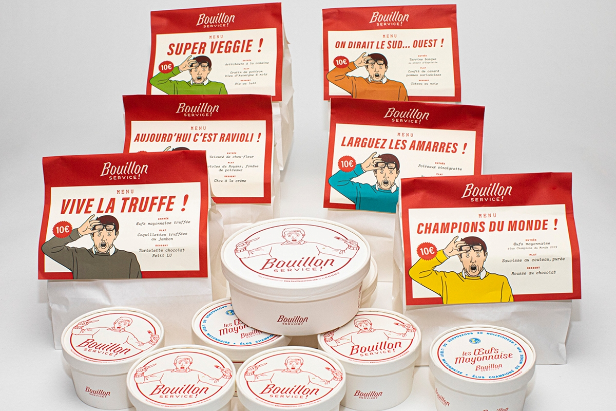 La start-up Totem met le Bouillon Pigalle au menu pour séduire le marché des salariés