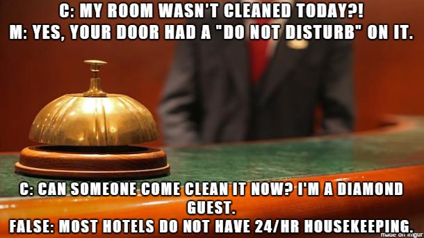 Hospitality Humor: Hotel Check-in Skit
