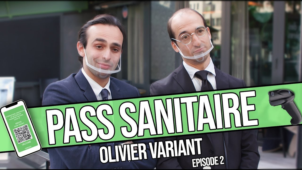 Olivier Variant: PASS SANITAIRE