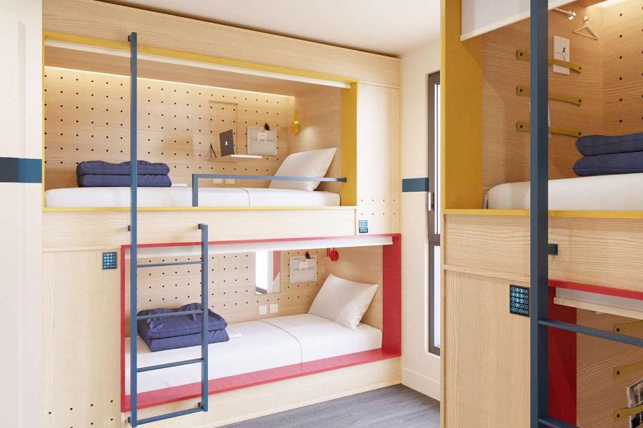 Louvre Hotels lance Hosho, concept Super Economique de lit-capsule à 20 euros